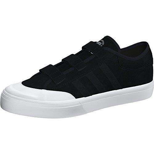 adidas Originals Herren Matchcourt CF Skateschuh Kernschwarz, Kernschwarz, Kernschwarz