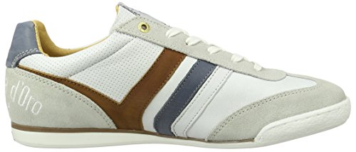 Pantofola d'OroVasto Uomo Low - Zapatillas de casa Hombre, color blanco, talla 41