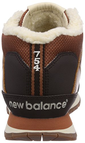 14H adulte Balance Braun H754 Lft Tan Bottes mixte New a1EnwqBa