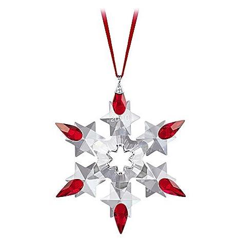 Image Unavailable - Amazon.com: Swarovski 2010 Limited Edition Crystal Snowflake