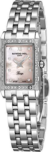 Raymond Weil Tango Mini Ladies Watch # - Weil Diamond Raymond Tango Watch