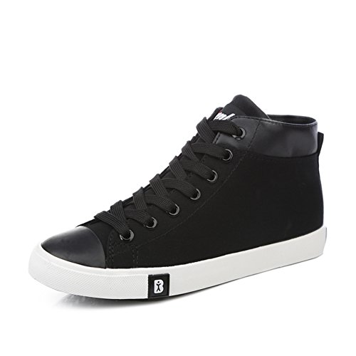 Gao Bangping final de zapatos de lona/Zapatos Casual mujer/Zapatos del color sólido simple estudiante B