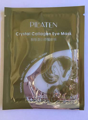 DreamMi 100 Pairs PILATEN Anti Aging Wrinkle Dark Circle Eye Bags Puffiness Gel Collagen Under Eye Treatment Pad Sheet Mask