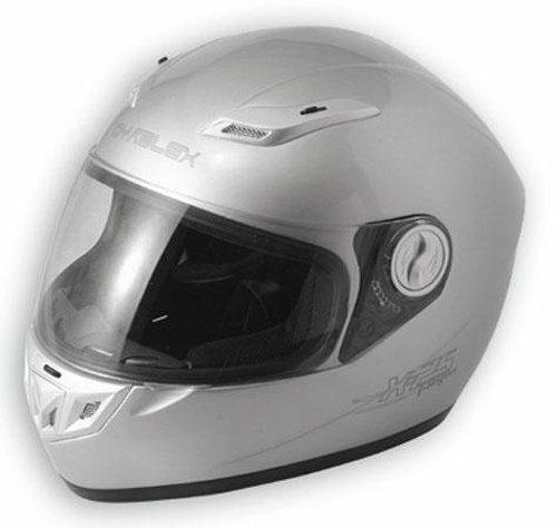 Amazon.es: A-pro Fibra casco de la Moto GranTurismo Sport Touring BMW Honda Yamaha Plata XS