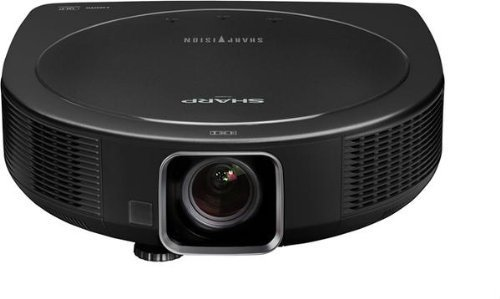 Sharp XVZ30000 1080p Theater Projector product image