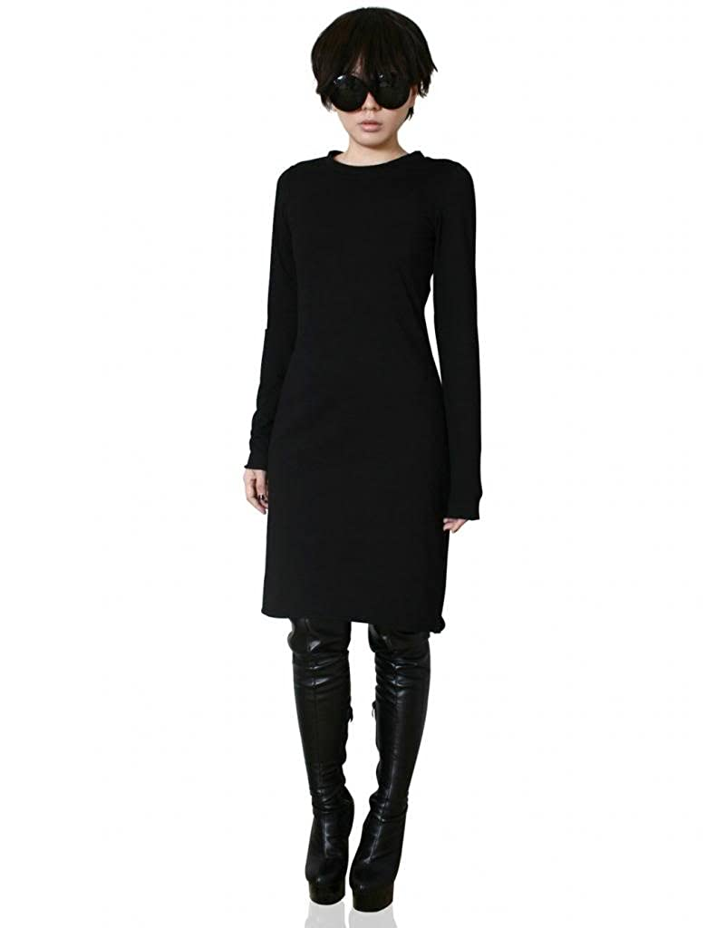 Refuse To Be Usual Womens Cotton Long Sleeve Knee Length Shirt