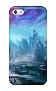 premium Phone Case For Iphone 5/5s/ The Portal Tpu Case Cover