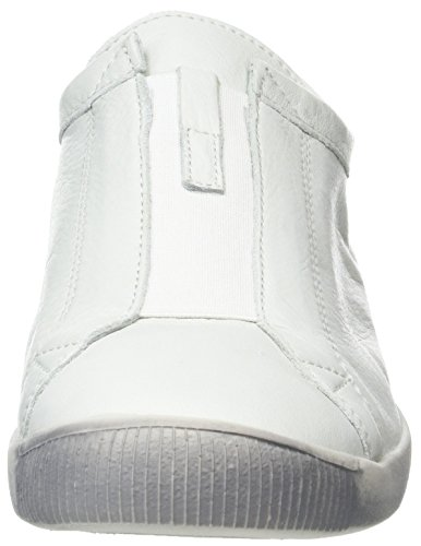 blanco Softinos Zapatillas Softinos Zapatillas Ilo379sof Ilo379sof blanco Mujer Mujer Softinos IvRUPq6vw