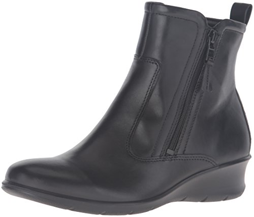 ECCO Women's Women's Felicia Ankle Boot, Black, 41 EU/10-10.5 M US