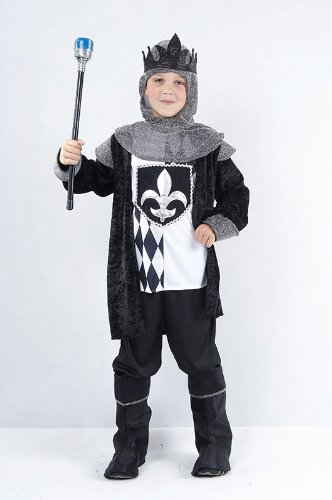 Medium Boys Chess King Costume - Chess King Costume Shopping Results