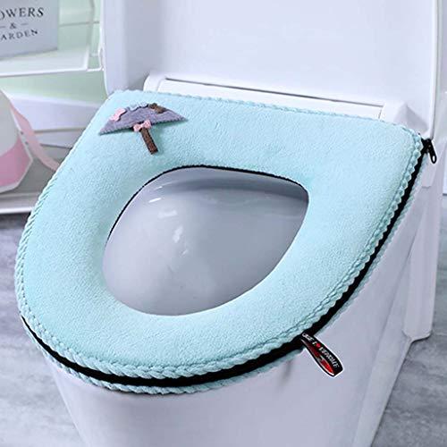 Yuzhijie GM toiletbril home card Tong plus dikke toiletbril waterdichte toiletbril ring rits, 1