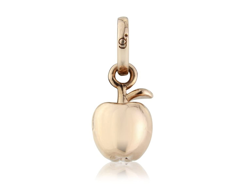 Gemma J Rose Gold Vermeil Apple Charm XoNhTBtx6