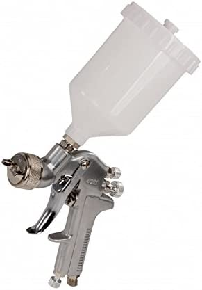Silver 2.5 mm Fast Mover Tools FMT4001G//2.5 Conventional Gravity Spray Gun