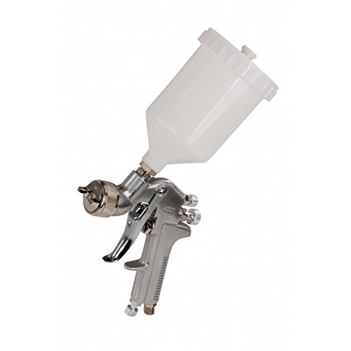 Fast Mover Tools FMT4001G/1.3 Conventional Gravity Spray Gun, Silver, 1.3 mm Fast Mover Tools UK