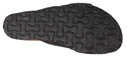 Jacey Naot Women's Sandal Black Slide RUPnx5wq
