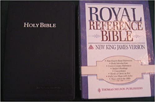 Buy Bible: New King James Bible Book Online at Low Prices in India