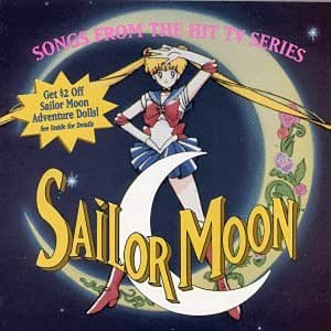 Various Artists Sailor Moon Songs From The Hit Tv