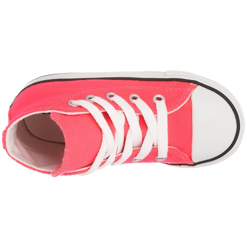 Converse - Sneaker 714070 Bambini e ragazzi, Rosa (neon pink), 44 (10 UK)