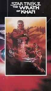 Star Trek II - The Wrath of Khan [VHS]