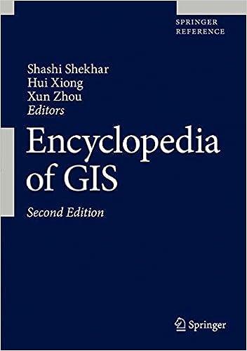 Book Encyclopedia of GIS