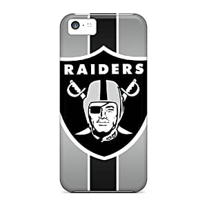 Awesome Case Cover/iphone 5c Defender Case Cover(oakland Raiders)