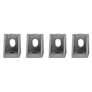 Wendry Soporte Impresora 3D, Soporte de Esquina de Perfil de ...