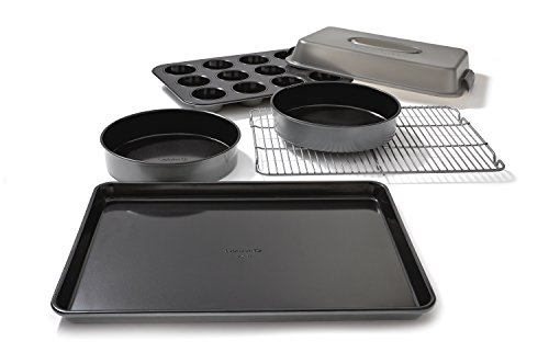 Calphalon Signature Nonstick Bakeware Set, 6-piece, 2000601 by Calphalon (Image #1)