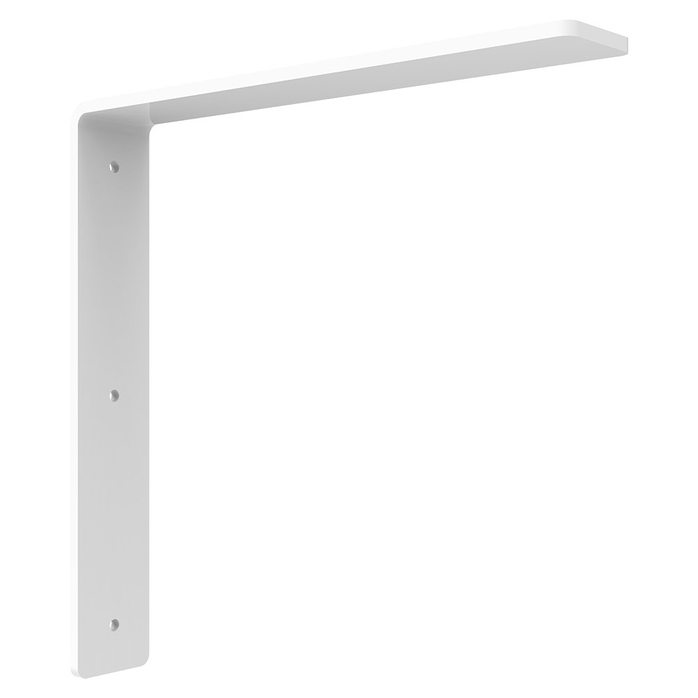 Freedom Hidden Countertop Bracket (20x20, White)