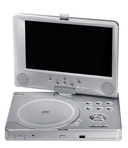 Polaroid PDV-0820T Portable DVD Player with 8-Inch LCD ()