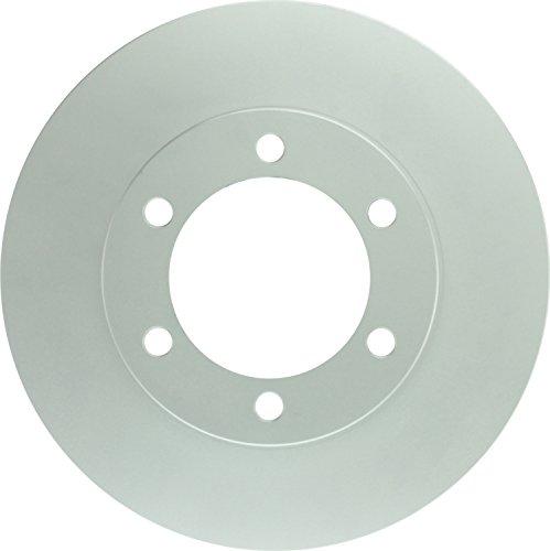 (Bosch 50011223 QuietCast Premium Disc Brake Rotor For: Toyota Sequoia, Tundra, Front)