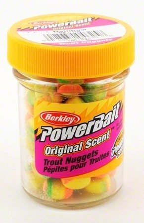 PowerBait Power Nuggets (Rainbow Trout Bait)
