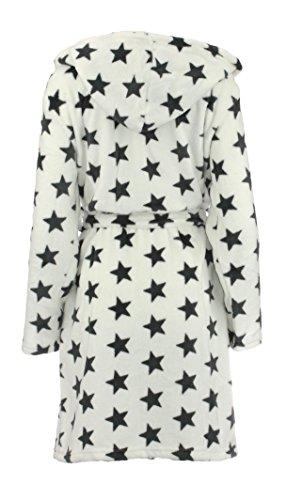 brandsseller - Bata - para mujer blanco y gris oscuro
