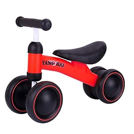 HYibiaoD - Andador de Bicicleta de Equilibrio para bebé, para ...