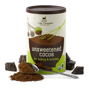 Amazon.com : Lake Champlain Chocolates Organic Unsweetened Cocoa ...