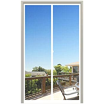 Amazoncom Magzo Magnetic Screen Door 34 X 82 Reinforced
