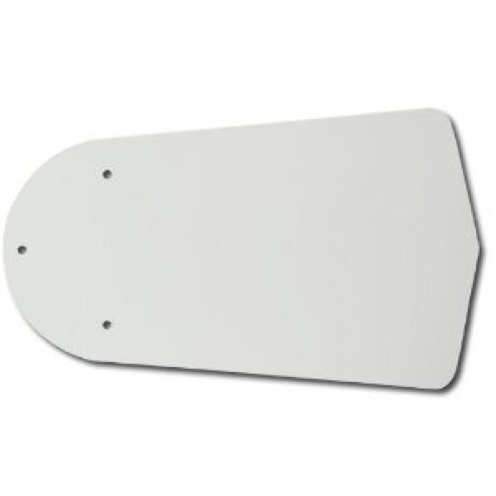 Craftmade B530S-W Piccolo Ceiling Fan Blades, 30, White 30 Lumtopia