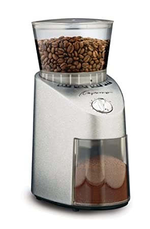 Review Capresso 565.05 Infinity Conical