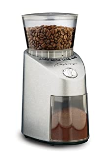 Capresso 565.05 Infinity Conical Burr Grinder, Stainless Steel (B000VAWXOU) | Amazon Products