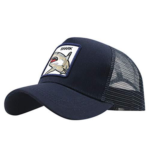 Mbtaua Summer Outdoor Embroidered Caps Retro Baseball Caps Dad Hat Adjustable Fits for Men Women