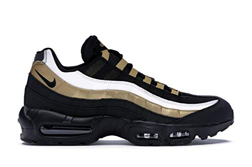 Nike AIR MAX 95 OG Size Black and Gold