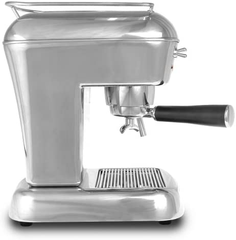 Amazon.com: ASCASO DREAM espresso machine polished aluminum ...