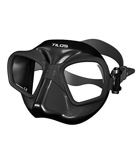 Tilos Avengia, Scuba Diving Snorkeling Free Diving Frameless Mask, - Used Lens Uk