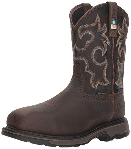 Image of Ariat Work Men's WORKHOG CSA H2O 600G Composite Toe Boot, bruin brown, 10.5 D US