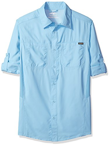 Used, Pacific Trail Men's Performance Long Sleeve Shirt, for sale  Delivered anywhere in USA