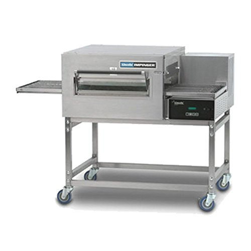 Lincoln 1132-000-U Electric Front Loading Single Deck Conveyor Pizza Oven