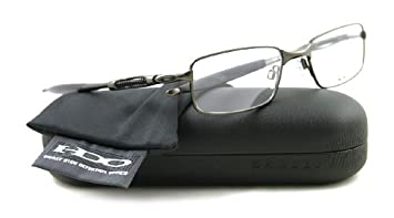 45b4575b74 Image Unavailable. Image not available for. Colour  Oakley RX Glasses  Prescription Frames Coilover 5043-03 Pewter