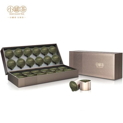 CHIY-GBC Ltd Chinese tasty snack, tea ceremony Tea Caddy super Oolong Tea Anxi Tieguanyin Tea Luzhou tea tea gift box SF postage 96g by CHIY-GBC ltd
