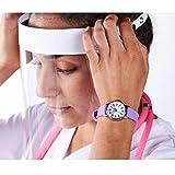 Speidel Women's Black Scrub Petite Watch for