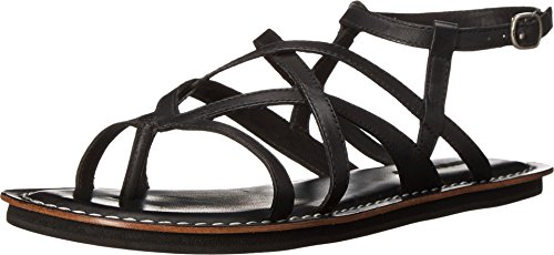 Bernardo Womens Cara Dress Sandal Black Antique Calf oa4hwX