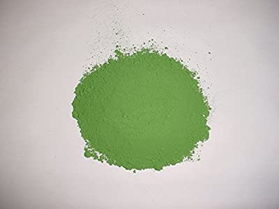 5 Lbs. Green Powdered Color for Concrete, Cement, Mortar, Grout, Plaster
